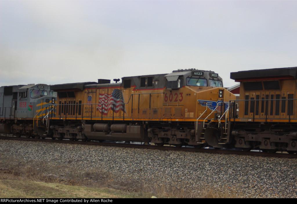 UP 6023