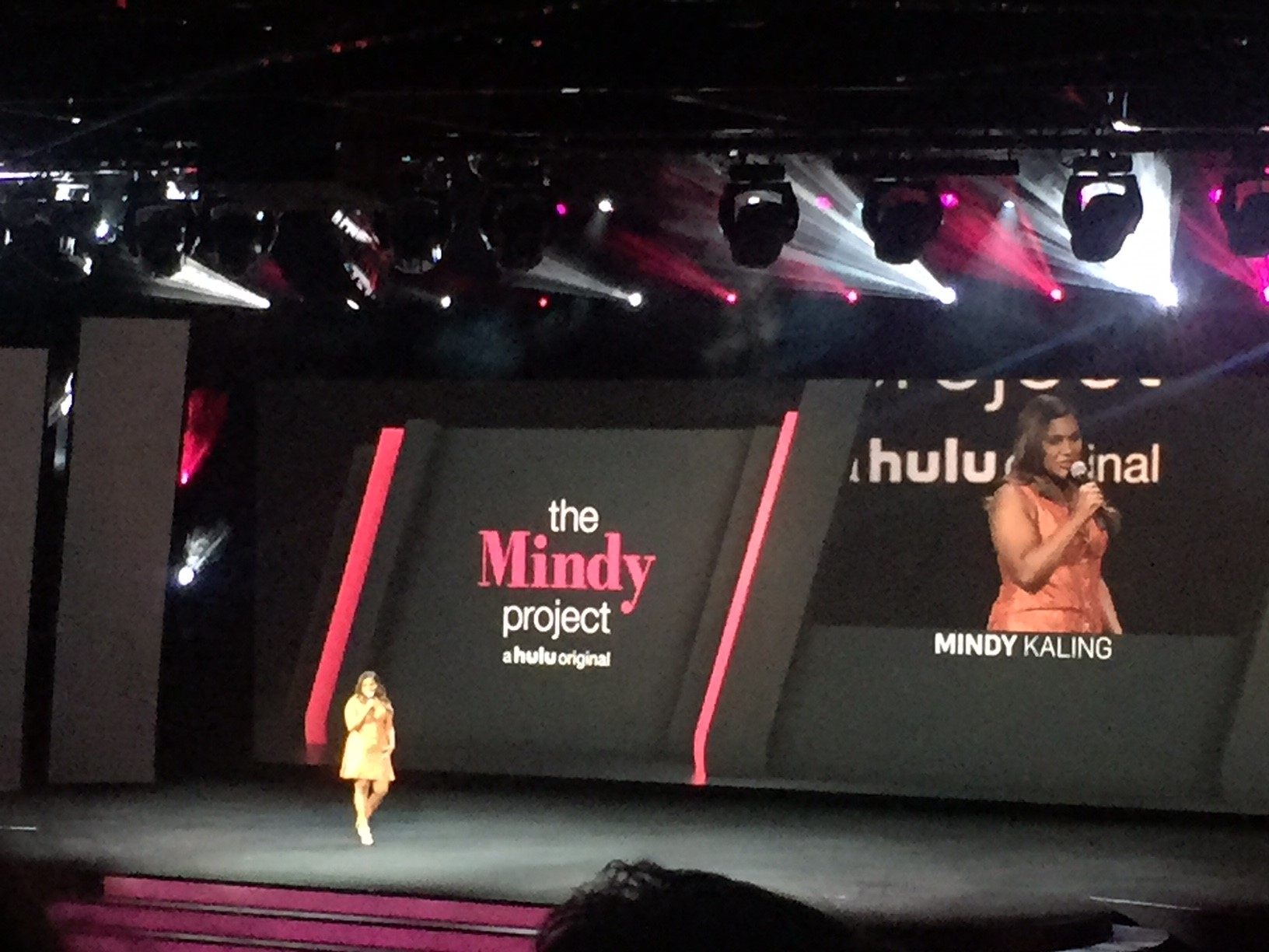 Hulu Mindy project