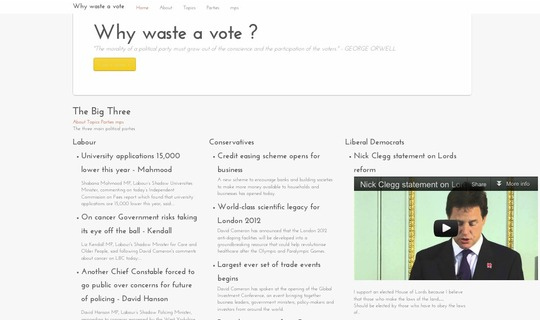 Why%20waste%20a%20vote