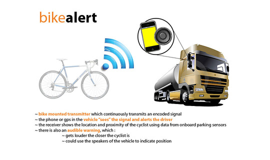 Bikealert-project