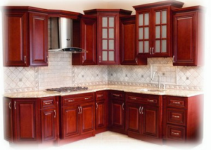 Merveilleux RTA Vs. Custom Vs. Off The Shelf. Cherryville_kitchen_cabinets