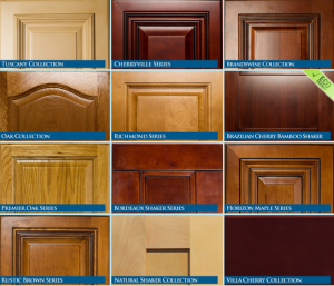 Samples—the Best Way to Match Cabinets | RTA Kitchen Cabinets
