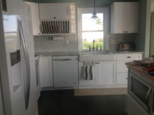 Bachurski-White Shaker & Replace Kitchen Cabinet Doors and Reface Frames to Save Serious Cash ...