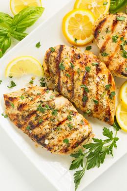 Grilled Greek Lemon Chicken   RTA Cabinet Store Recipes
