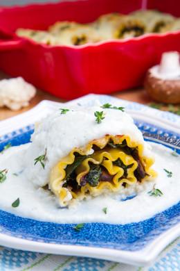 Cauliflower Soup With Gorgonzola Recipes — Dishmaps