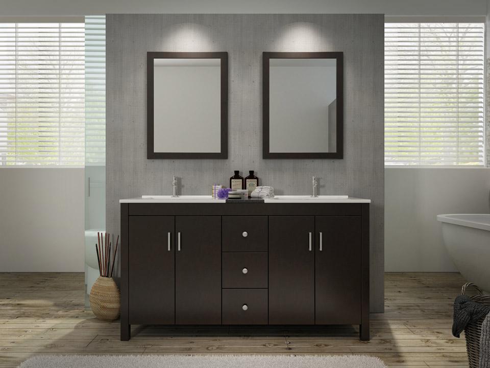 ariel bathroom vanities rta kitchen cabinets bathroom vanity