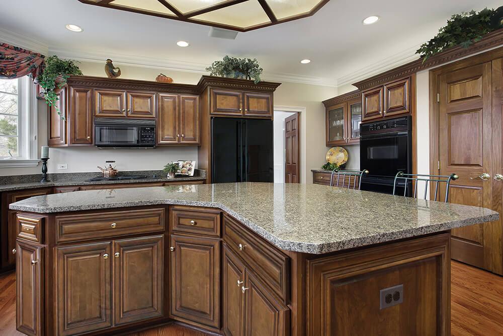 Genial Sedona Chestnut Kitchen Cabinets