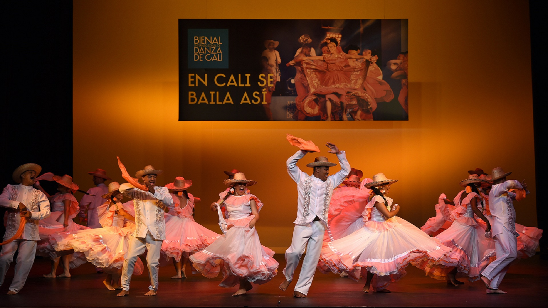 Cuarta Bienal de danza de Cali
