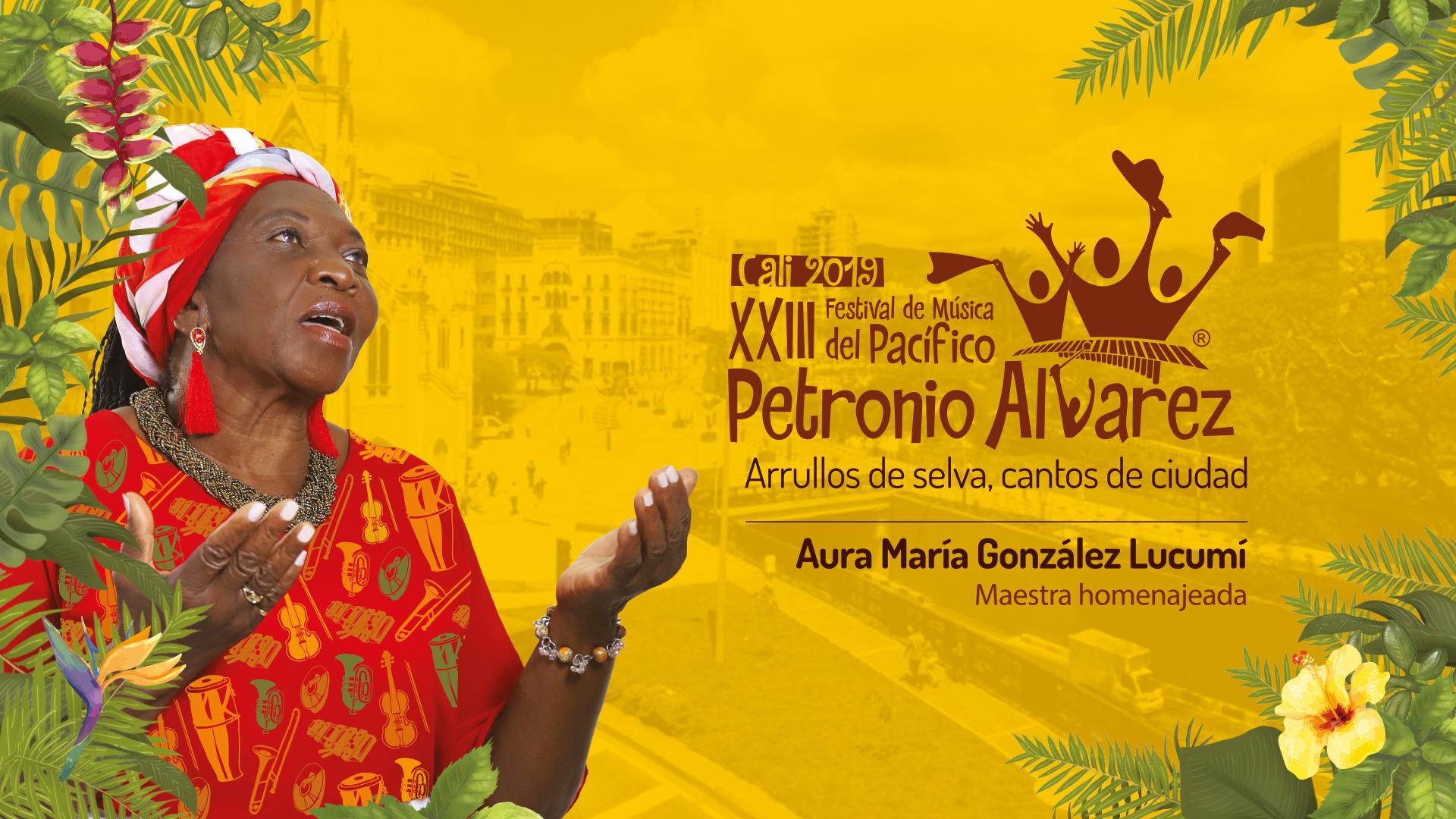 """Festival de Música del Pacífico """"Petronio Álvarez"""""""