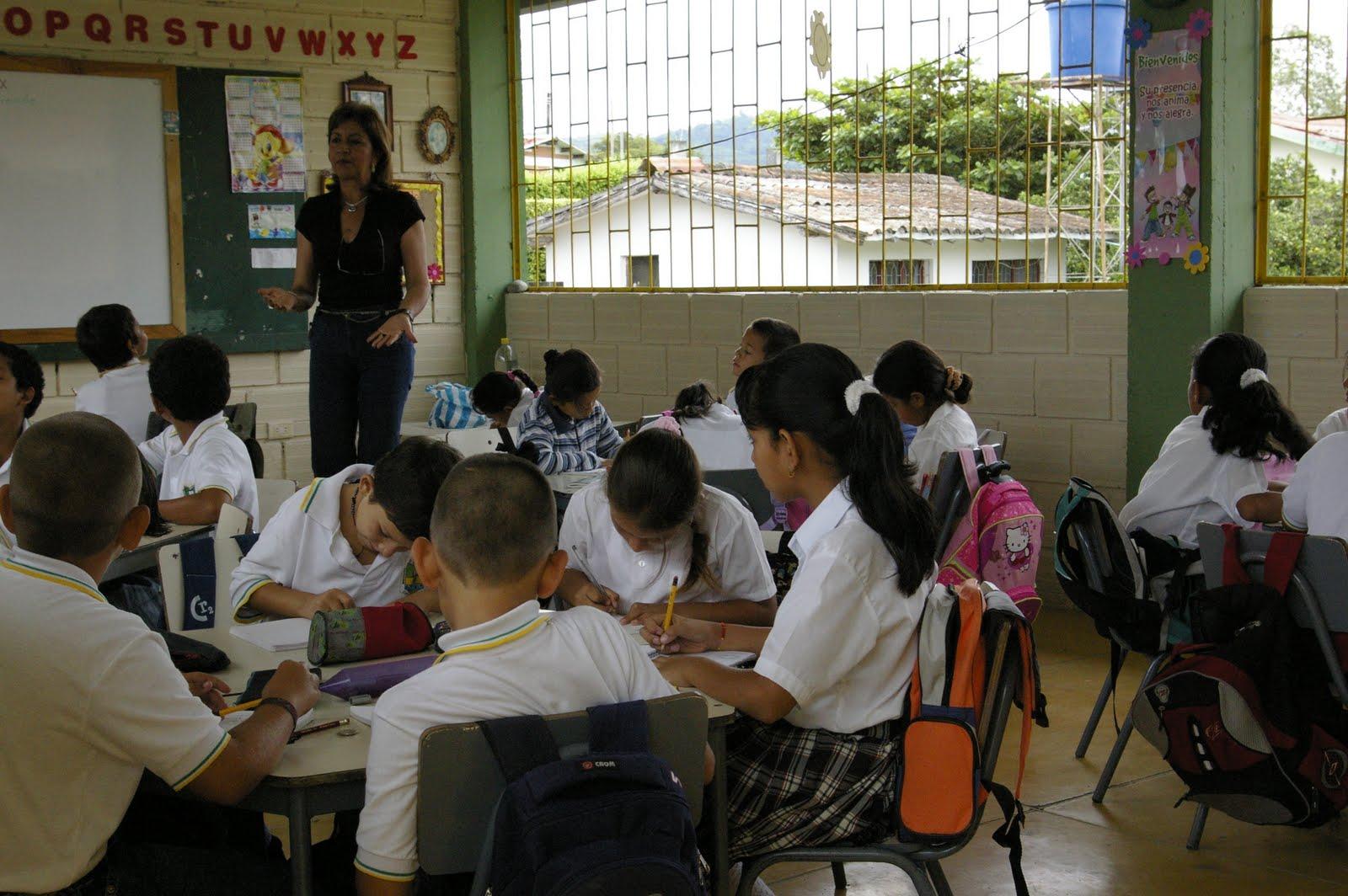 Marruecos implementar a modelo de educaci n rural caldense for Educacion exterior marruecos