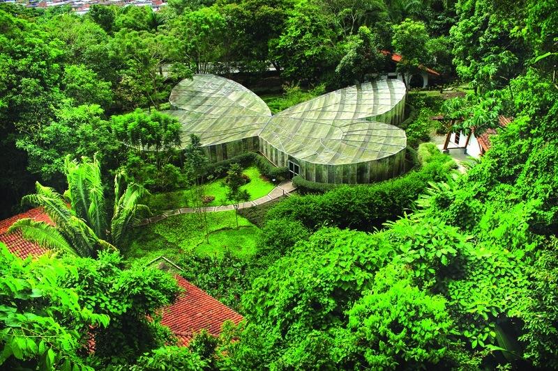 Turismo y comida en el eje cafetero radio nacional de for Caracteristicas de un jardin botanico