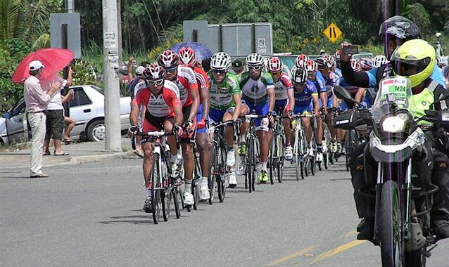 Resultado de imagen para fotos vuelta ciclista 2016 costa rica