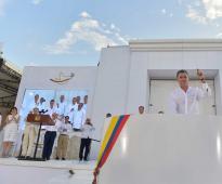 Foto: Efráin Herrera. Presidencia de la República.