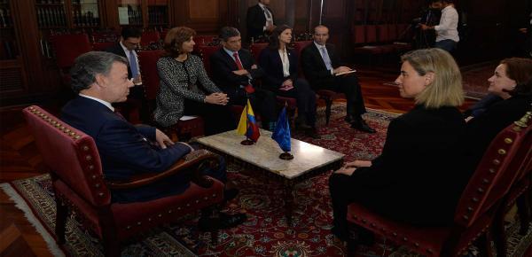 Foto: Efraín Herrera - SIG (Tomada de presidencia.gov.co)