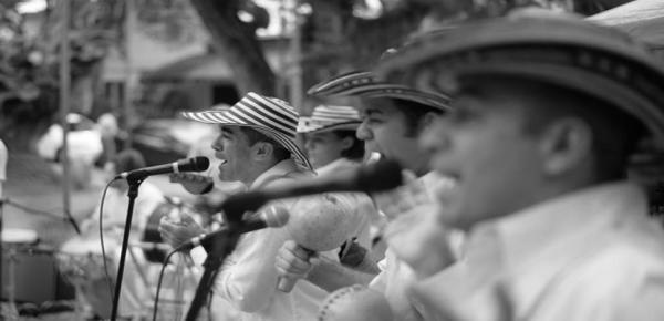 Foto: Cortesía Grupo de música y danza Kuisitambó