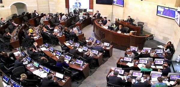 Foto: Congreso de la República.