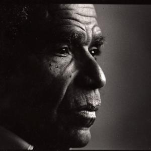El escritor afrocolombiano Manuel Zapata Olivella. Foto: Colprensa.