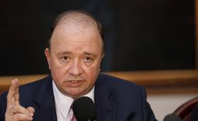 Ministro de Defensa, Luis Carlos Villegas. Foto: Colprensa