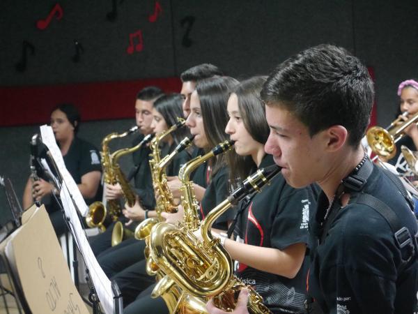 Foto: Red de Escuela de Música de Medellín.
