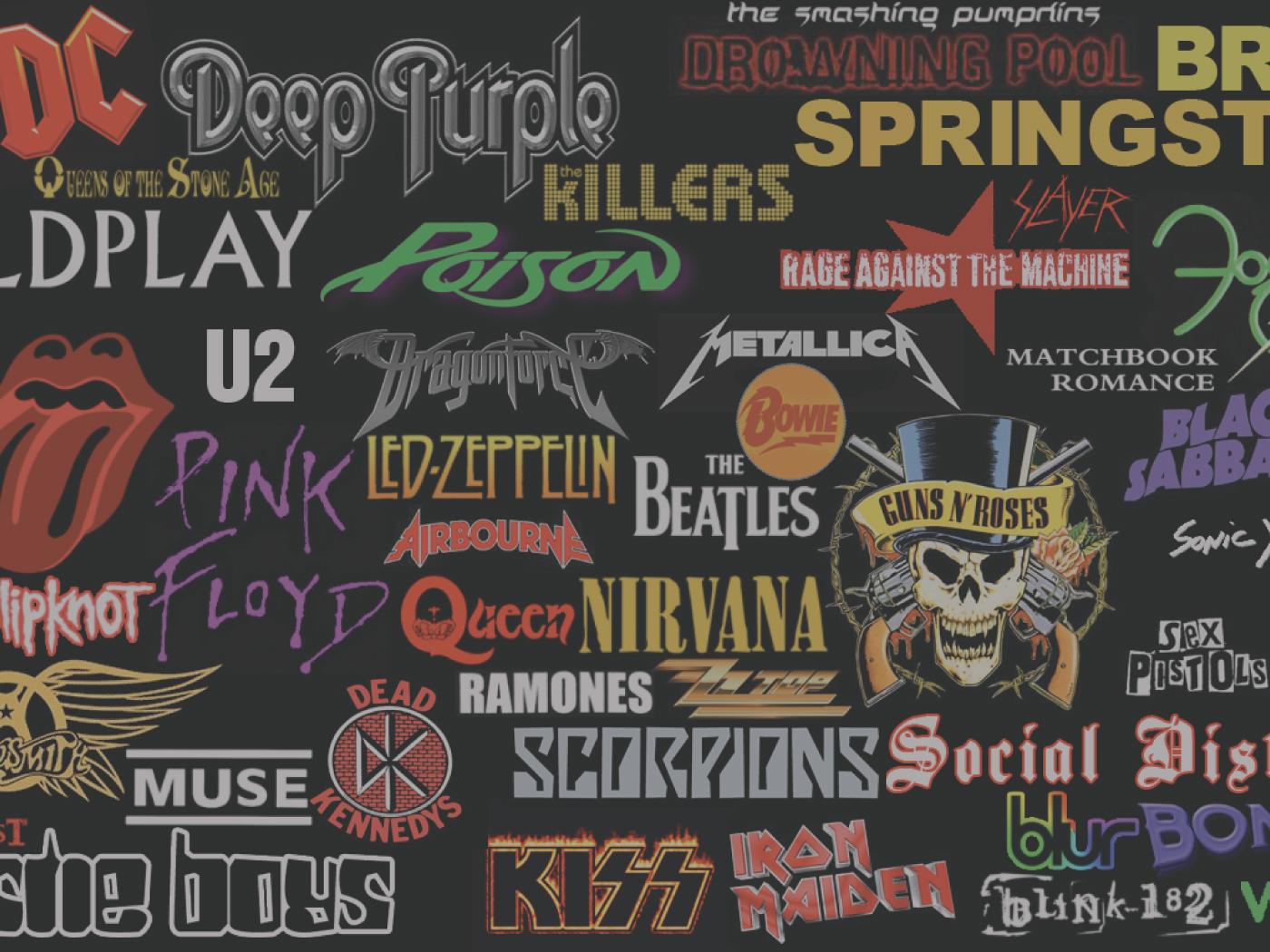 11 bandas de rock y el por qué de sus nombres