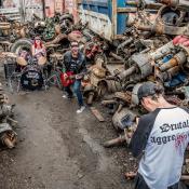 Rosita y Los Nefastos presenta un nuevo video para la historia del punk colombiano