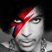 """Prince versionó """"Heroes"""" de Bowie antes de su muerte"""