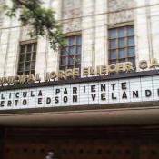 El cine y la música: Iván Gaona y Edson Velandia en el teatro Jorge Eliécer Gaitán