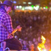La fiesta del Blues en el Otún