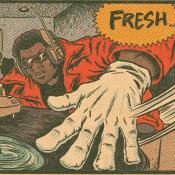 El hip hop también se dibuja