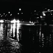 El sonido que trae la noche...