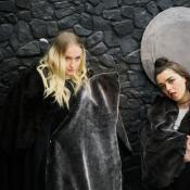 Sophie Turner y Maisie Williams en el SXSW / Imagen tomada de Facebook: Game of Thrones