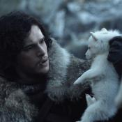 Jon Snow en Game Of Thrones.