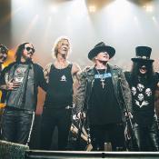 """Guns 'N' Roses en su gira """"Not In This Lifetime"""" 2016."""