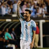 Leonel Messi de 29 años. Foto tomada de radionacional.com.ar
