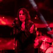 Foto durante el concierto de la gira en Hollywood Bowl tomada del Facebook de Black Sabbath