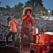 Rage Against the Machine está disuelta desde 2011. Foto tomada de garajedelrock.com