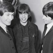 Así se veían los Stones en 1965 y así se ven hoy