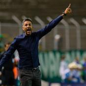 Mario Alberto Yepes. Exjugador colombiano ahora técnico de fútbol.