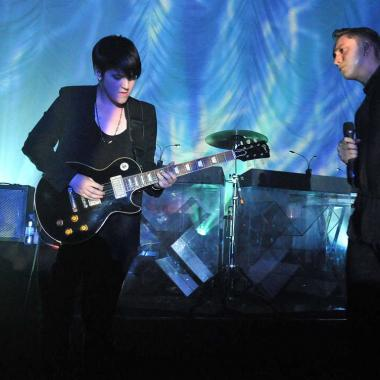"Así suena ""Say Something Loving"" de The XX en vivo"