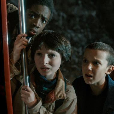 Stranger Things: un mundo fantástico de ciencia ficción, horror y suspenso