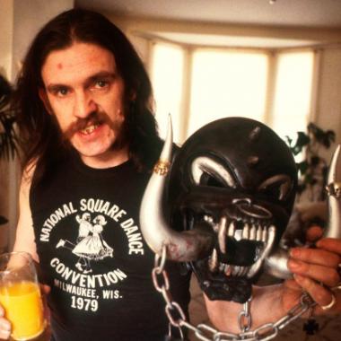 En imágenes: la vida de Lemmy Kilmister