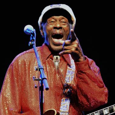 Chuck Berry cumplió 90 años y anunció 'Chuck'
