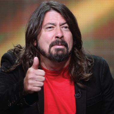 Dave Grohl cumplió 48 años el pasado 14 de enero.