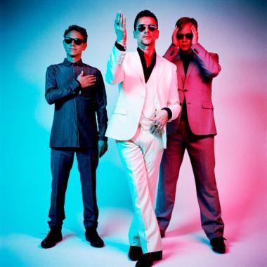 ¿Qué es esa cuenta regresiva en el sitio web de Depeche Mode?