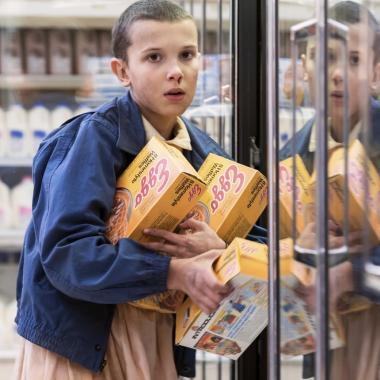 """Así cantaba """"Eleven"""" de Stranger Things a los 5 años"""