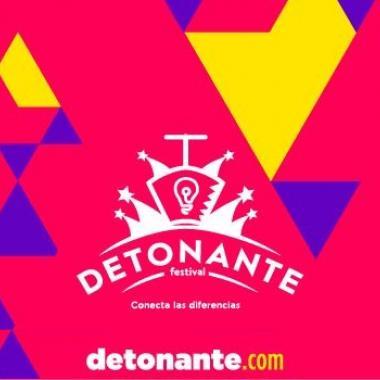 Así será el Festival Detonante 2016