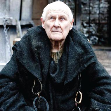 Falleció el actor que interpreta al Maestre Aemon Targaryen en Game Of Thrones