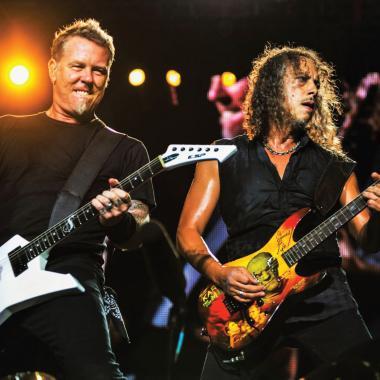 "Así se hizo ""Hardwired"" de Metallica"