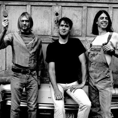 Dave Grohl habla de su primer momento con Nirvana
