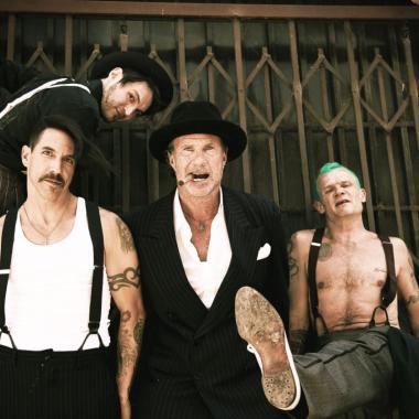 Se acerca el nuevo material de Red Hot Chili Peppers